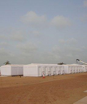 У Сенегалу је завршена инсталација модуларних управљачких кабина