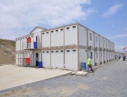 Кармод је завршио рад на згради трећег аеродрома