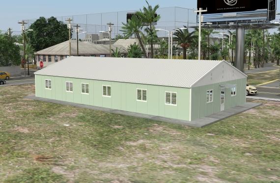 Модуларна пословна зграда 246 м²