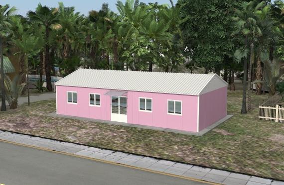 Модуларна пословна зграда 98 м²