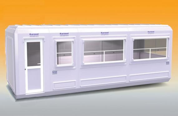 270X750 кабина
