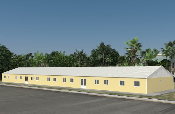 Преносна учионица 681 м²