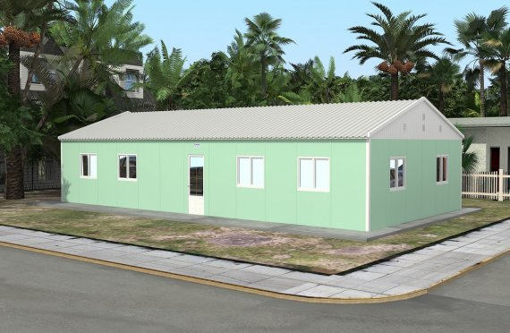 Преносна учионица 117 м²