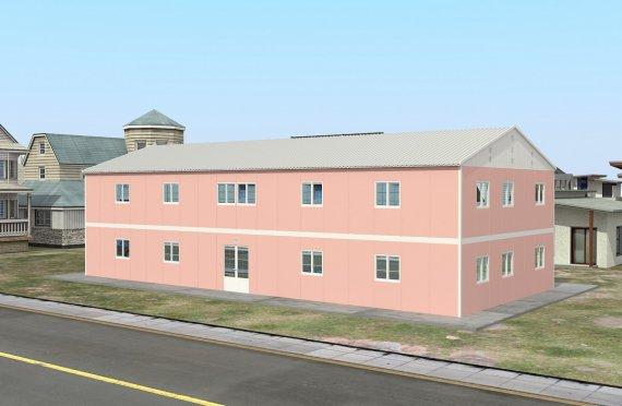 Преносна учионица 508 м²