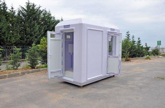 150х270 Преносни Тоалет Сигурносна кабина