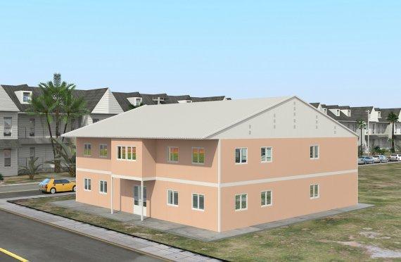 Преносна учионица 594 м²