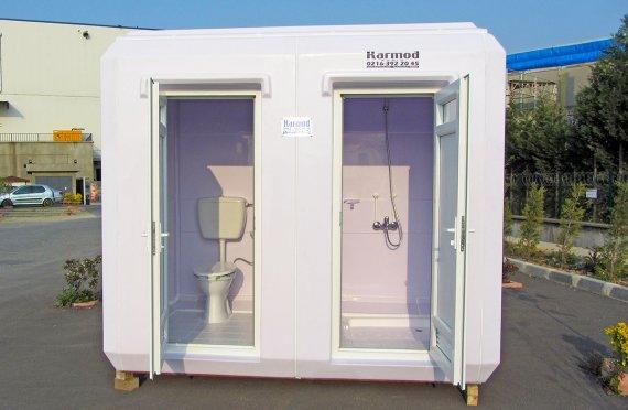 150x270 Преносива тоалетна туш кабина