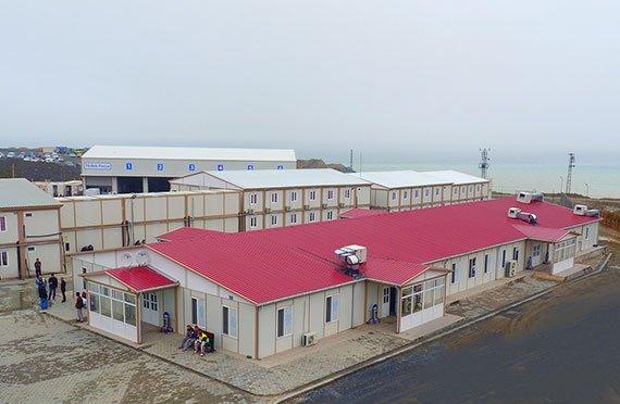 Модуларне грађевинске зграде