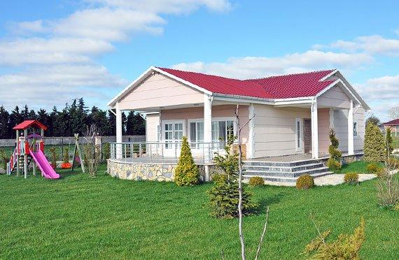 Једноспратне монтажне куће