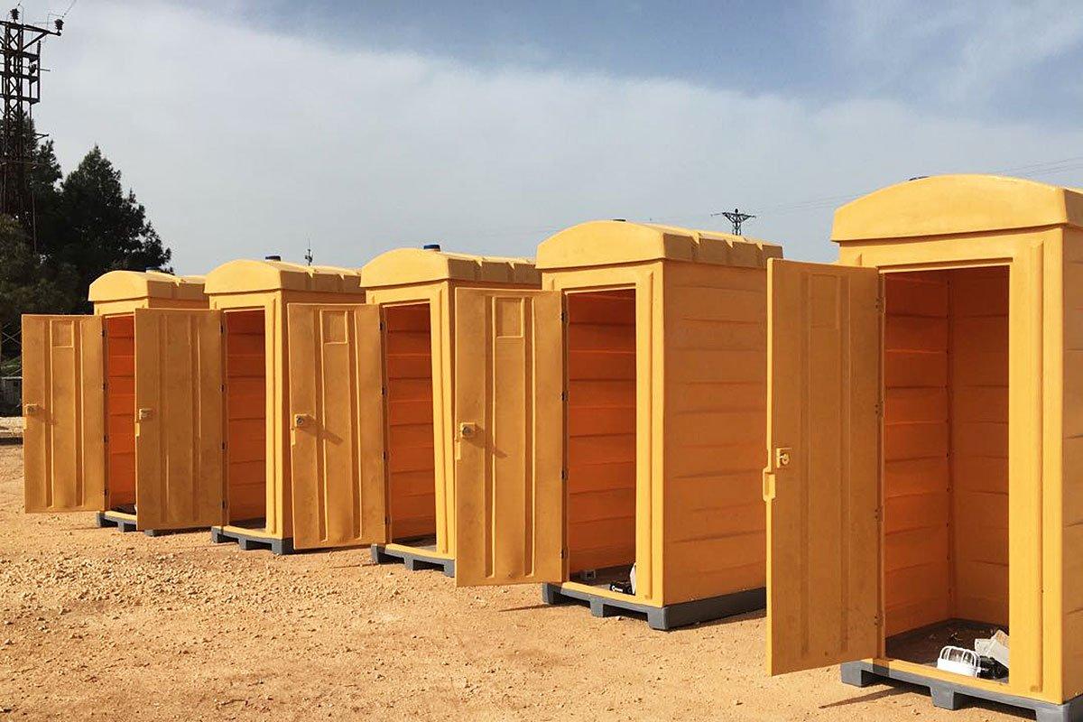 Пластични мобилни тоалети