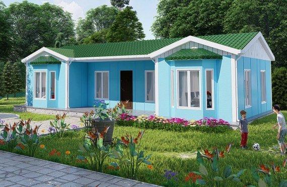 2020 Модел једноспратних кућа