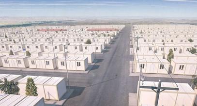 Пројекат изградње контејнера за сиријске избјеглице