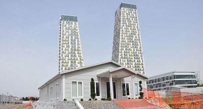 Спроведена спомен зграда за продају и информисање у Карталу